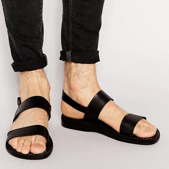 05790420048 ASOS Other - Asos Jerusalem Sandals Golan Leather Handmade Mens